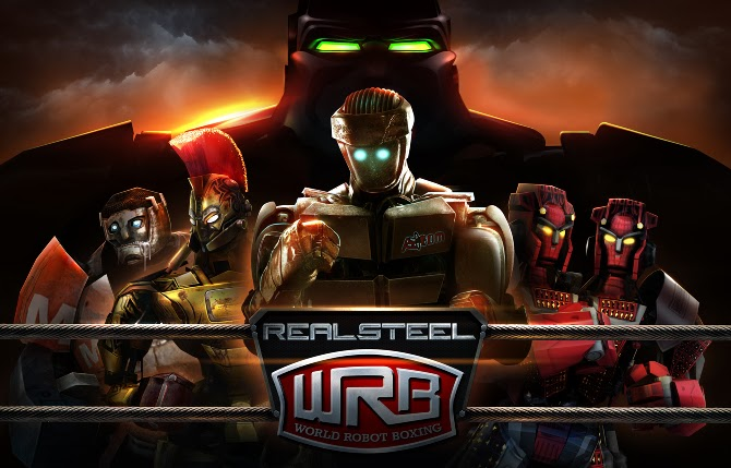 Real Steel World Robot Boxing Hack Tool And Cheat
