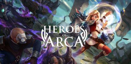 heroes of arca v10 apk