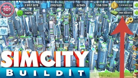 simcity mod apk data 2018