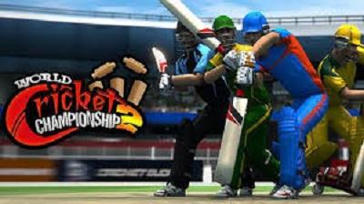 World Cricket Championship 2 mod apk Thumbnail