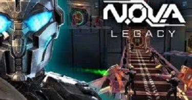 N O V A Legacy Mod Apk
