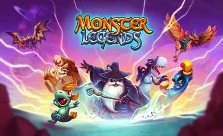 Monster Legend Mod Apk