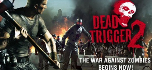 DEAD TRIGGER 2 1 3 3 Apk + Mod (infinite ammo) + Data (All
