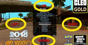 GTA San Andreas Mod Apk