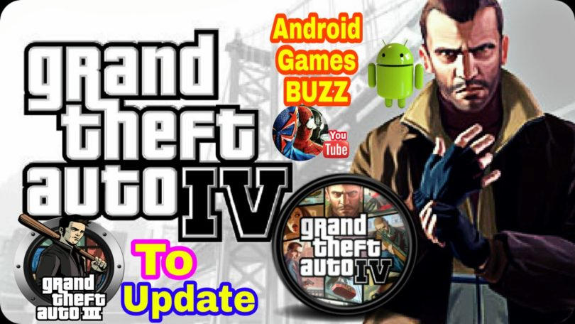 GTA 3 to GTA 4 Total Conversion Mod Apk
