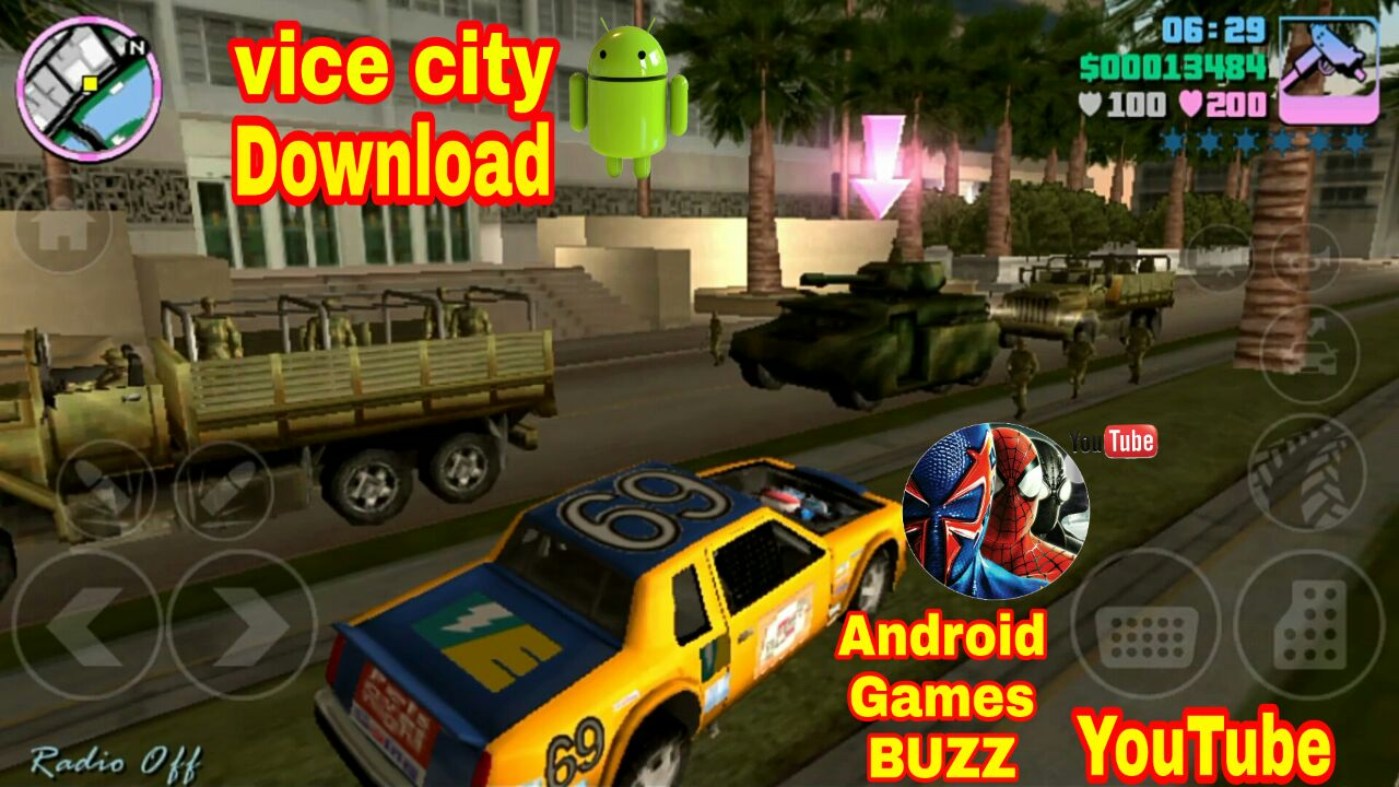 Gta vice city download apk for android | Grand Theft Auto