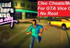 Cleo Cheats or Mods For GTA Vice City
