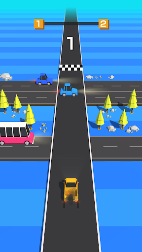 Download Traffic Run Mod Apk