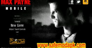Max Payne Mobile Game For Android