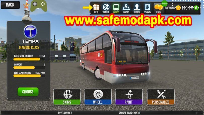 Bus Simulator Ultimate 1.0.7 Apk + Mod + Data for Android