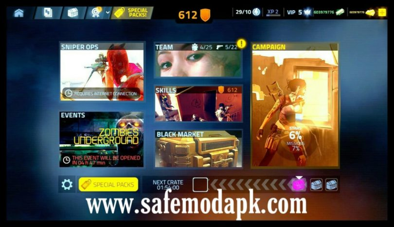 Cover Fire 1.15.5 Apk + Mod Vip Unlocked