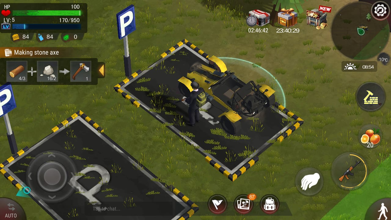 WarZ-Law-of-Survival-Apk-Mod-Data-for-Android-Game-Image-1