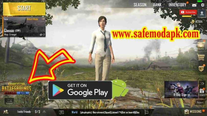 PUBG MOBILE LITE New Version For Android