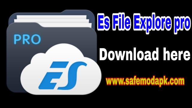 Es-File-Explore-Pro-Android-Apk