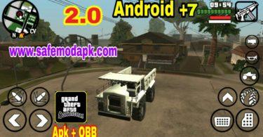 GTA-San-Andreas-Apk + OBB-2.0-Android 7+