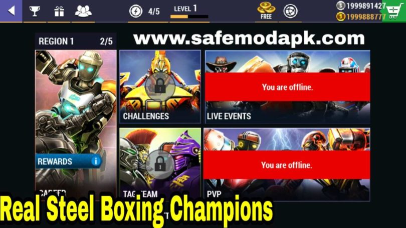 Real_Steel_Boxing_Champions-MOD-APK-+-OBB-For-Android