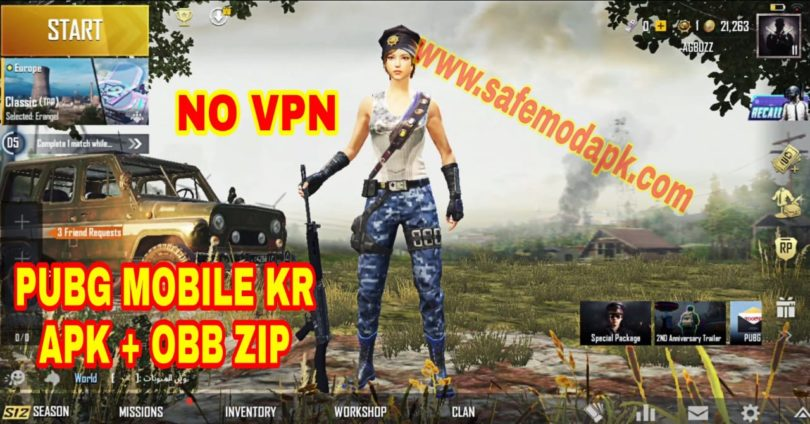 PUBG-MOBILE-[ KR ]-NO-NEED-VPN-APK-OBB-ZIP