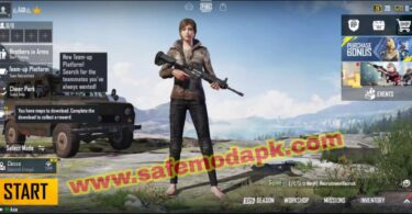 PUBG MOBILE [ NO NEED VPN ]APK OBB ZIP -1